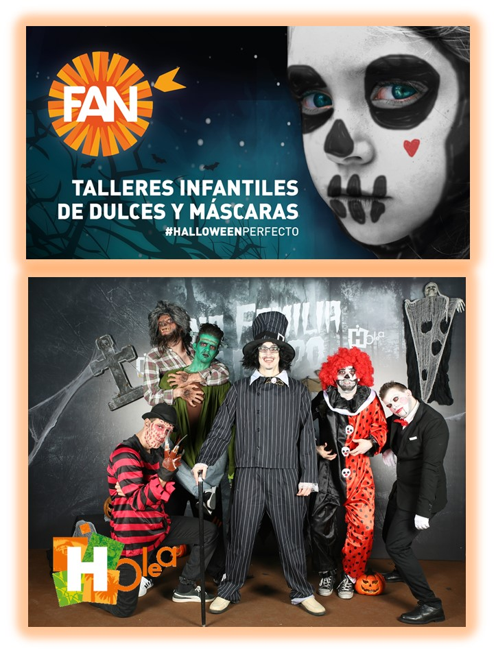 Halloween_Carrefour Property